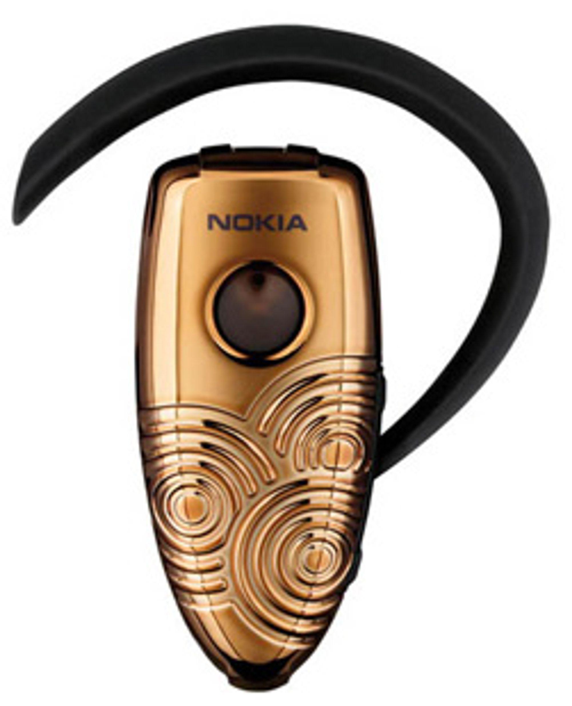 Noen hodesett er mer forseggjort enn andre. (Foto: Nokia)