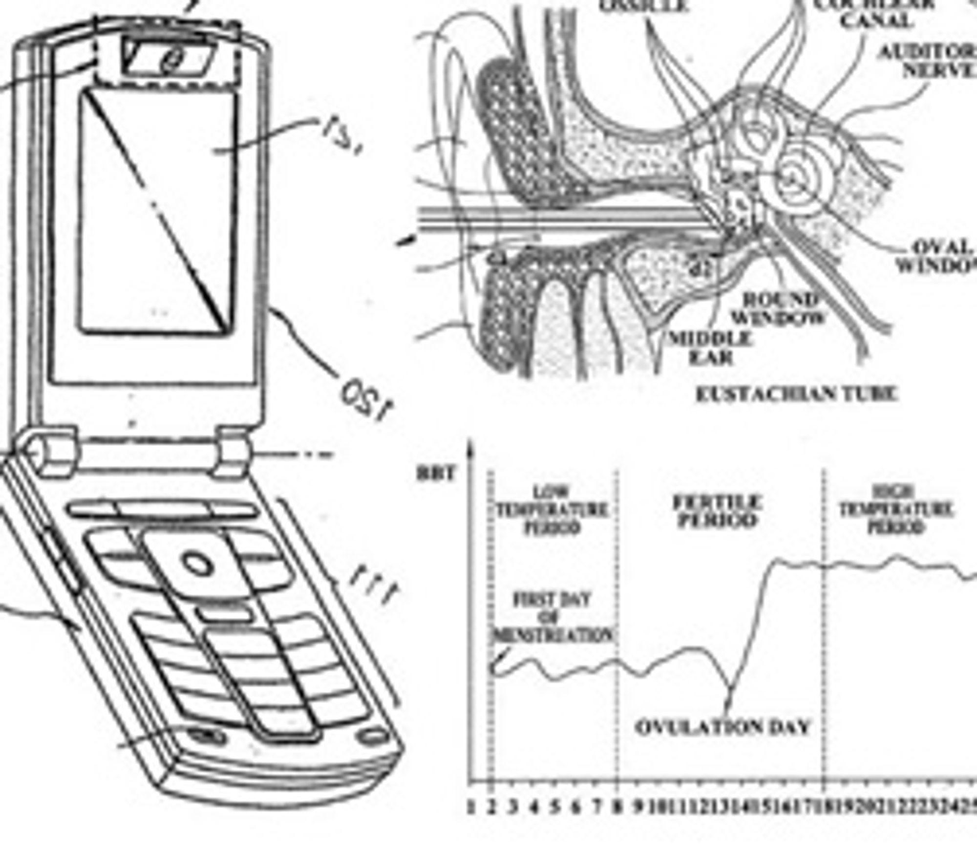 Avansert patenttegning fra Samsung. (Bilde: Engadget)