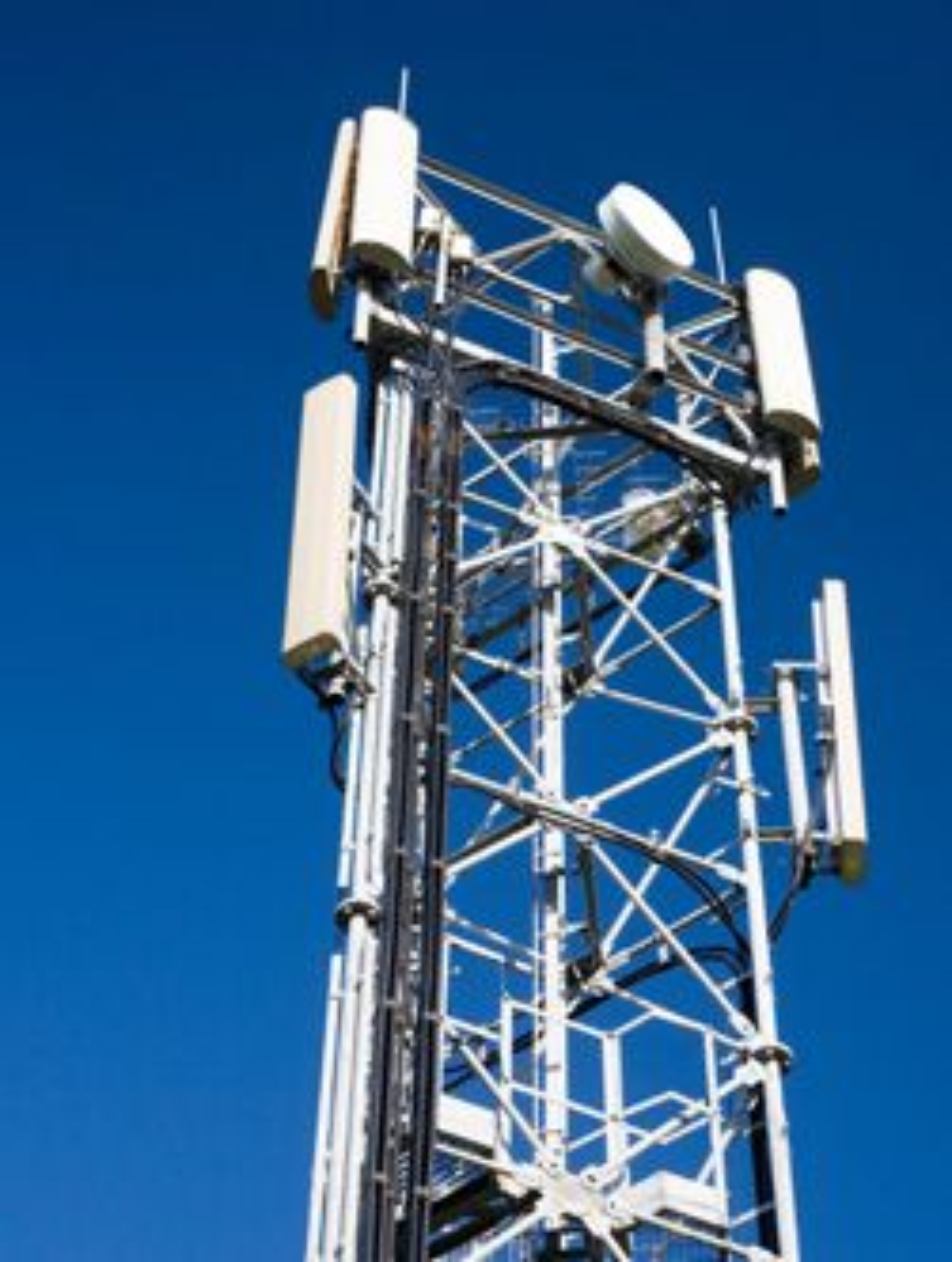 Telenors basestasjoner fikk trøbbel i dag. (Foto: Istockphoto / Ian Poole)