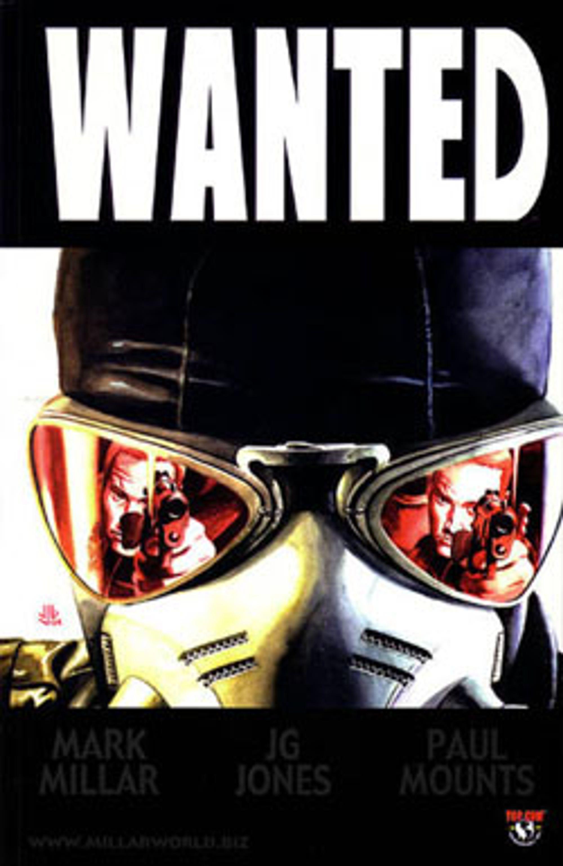 Coveret til Wanted