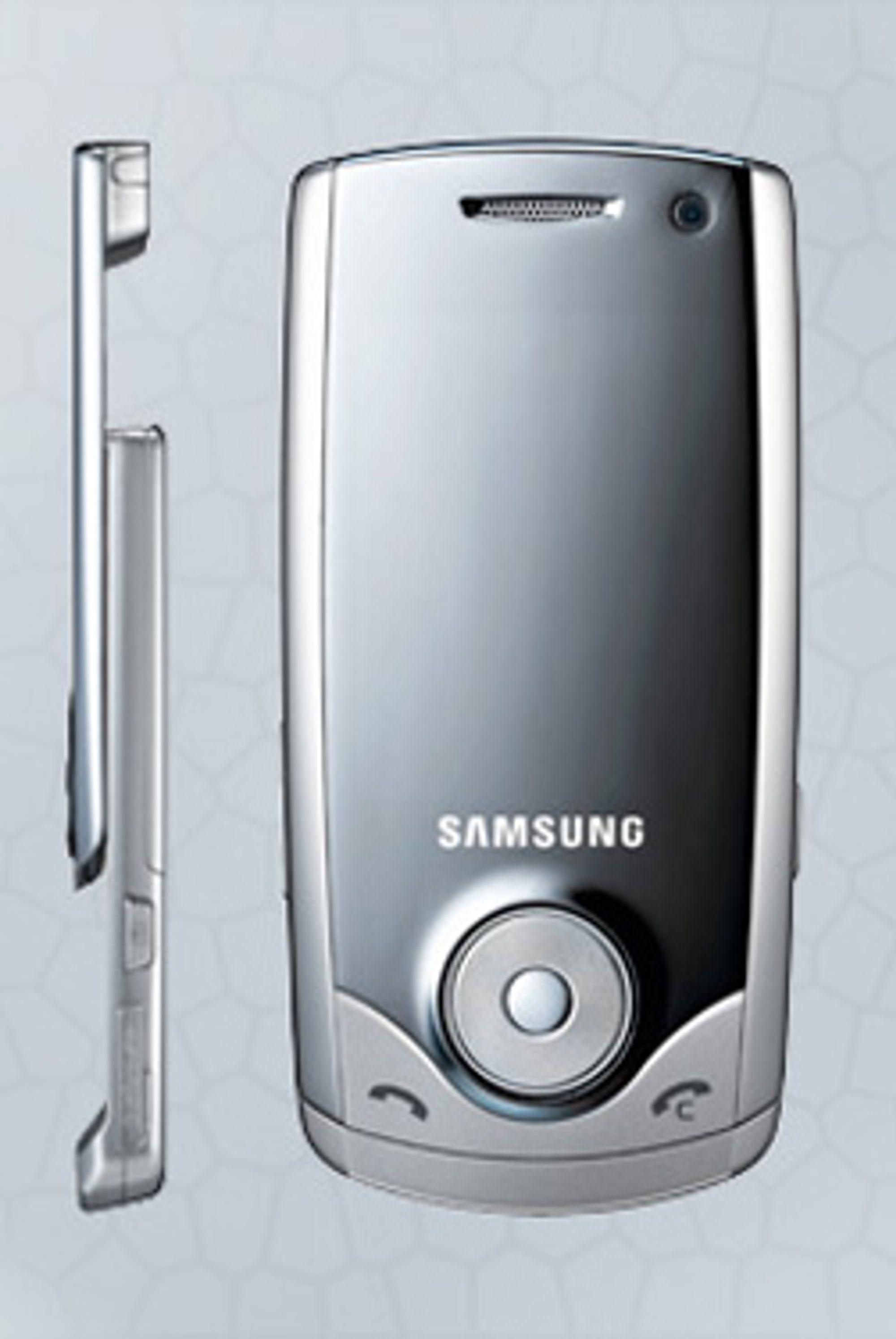Samsungs U600 falt i smak hos EISA. (Foto: Samsung)