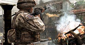 Call of Duty 4 stridsklar i november