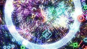 Nytt Geometry Wars i PGR4