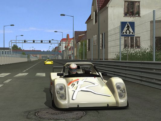 RACE 07: The WTCC Game