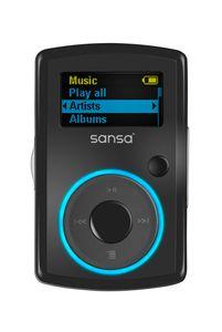 SanDisk Sansa Clip+ 8GB med radio
