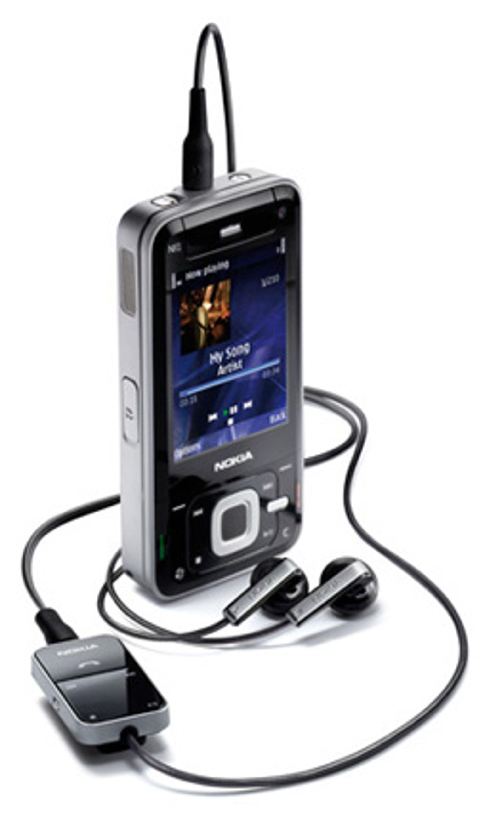 Slik ser N81 ut. (Foto: Nokia)