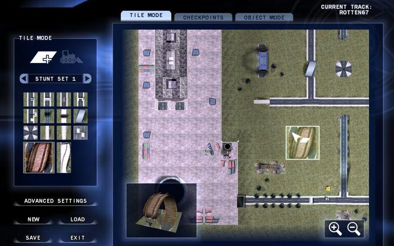 Смотреть полную версию скриншота из игры Crashday. Скриншот из игры Crashd
