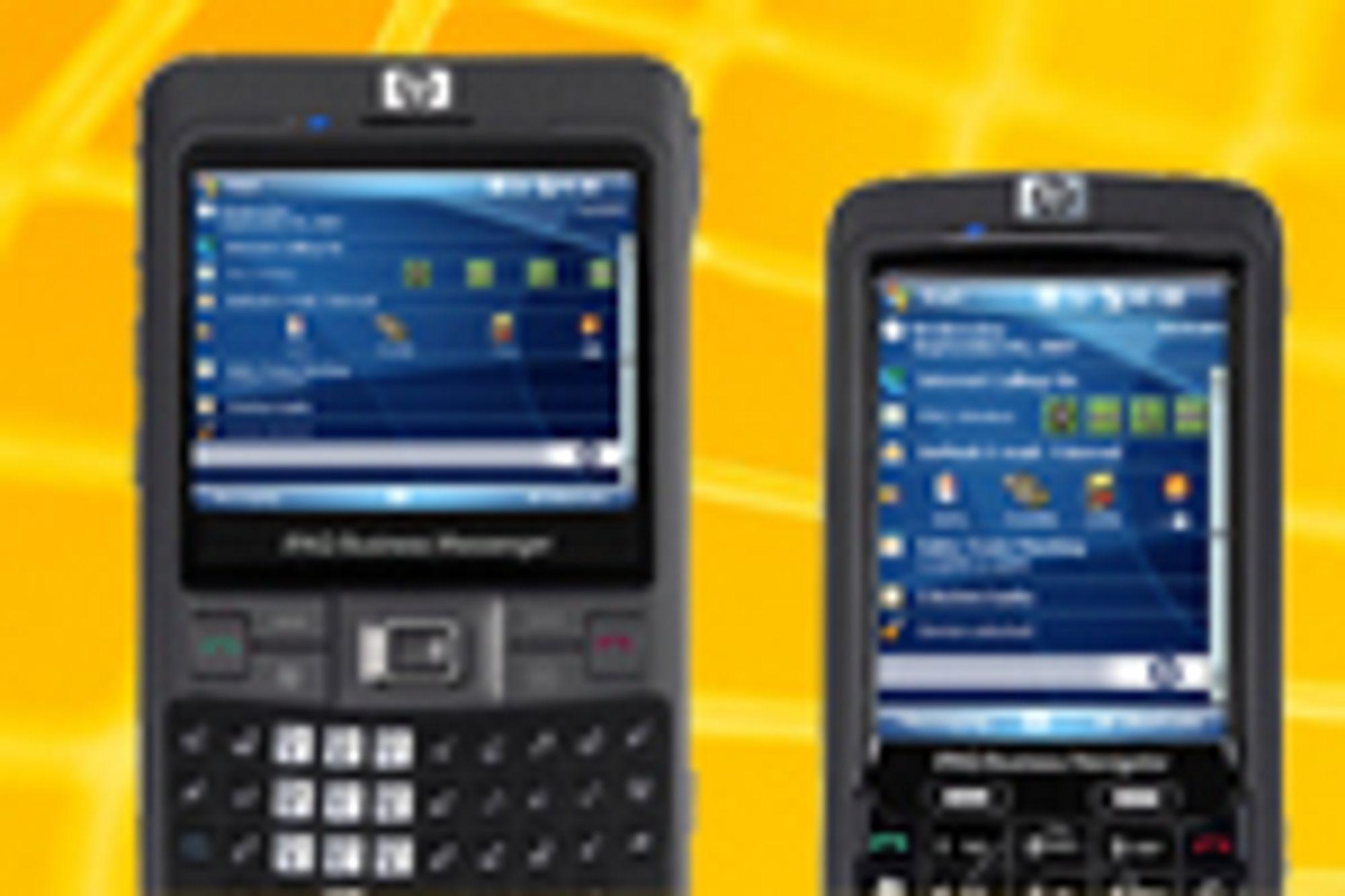 Her er HPs nye mobiler