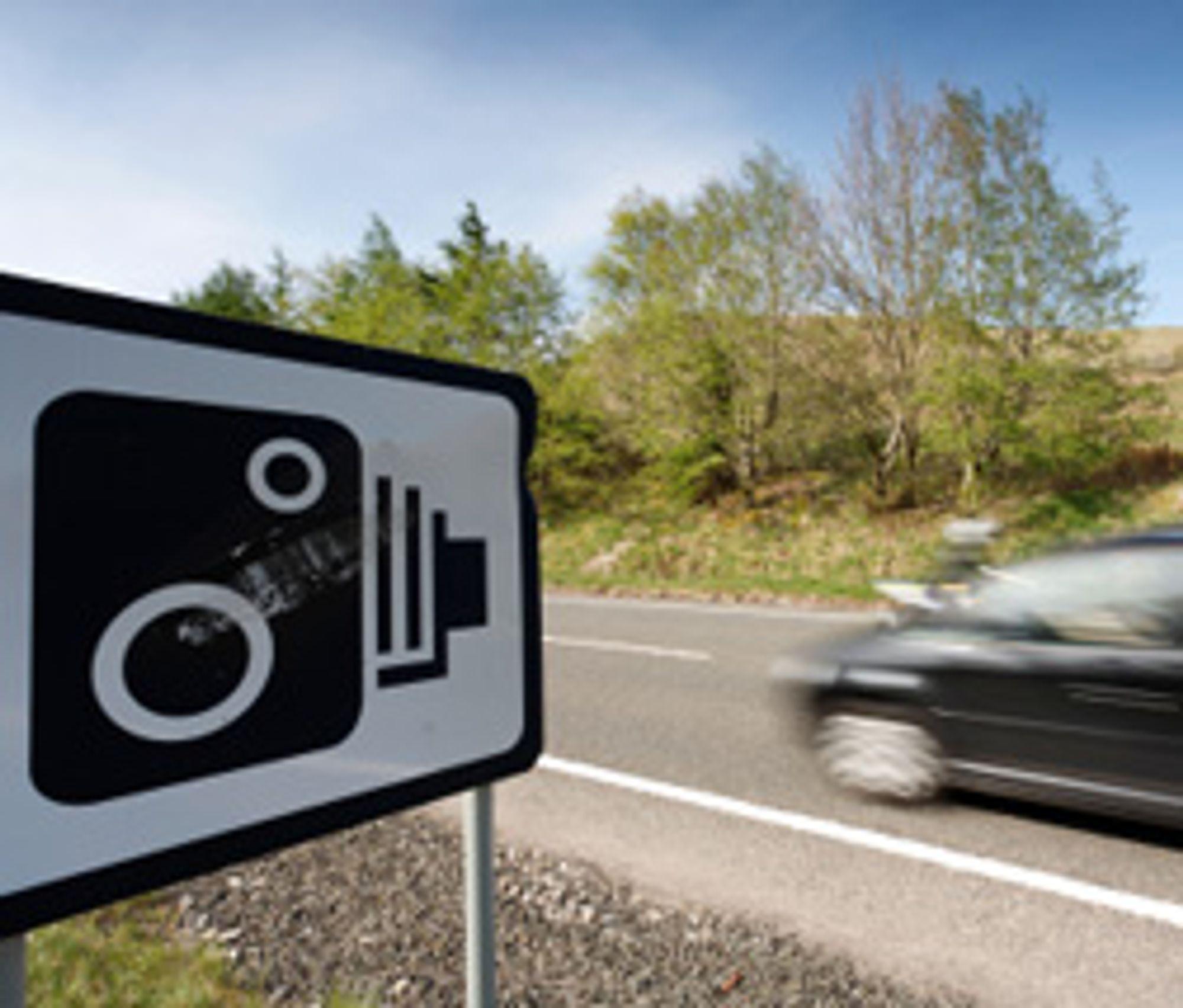 GPS-en kan varsle om fotobokser. (Foto: Istockphoto / David Chadwick)