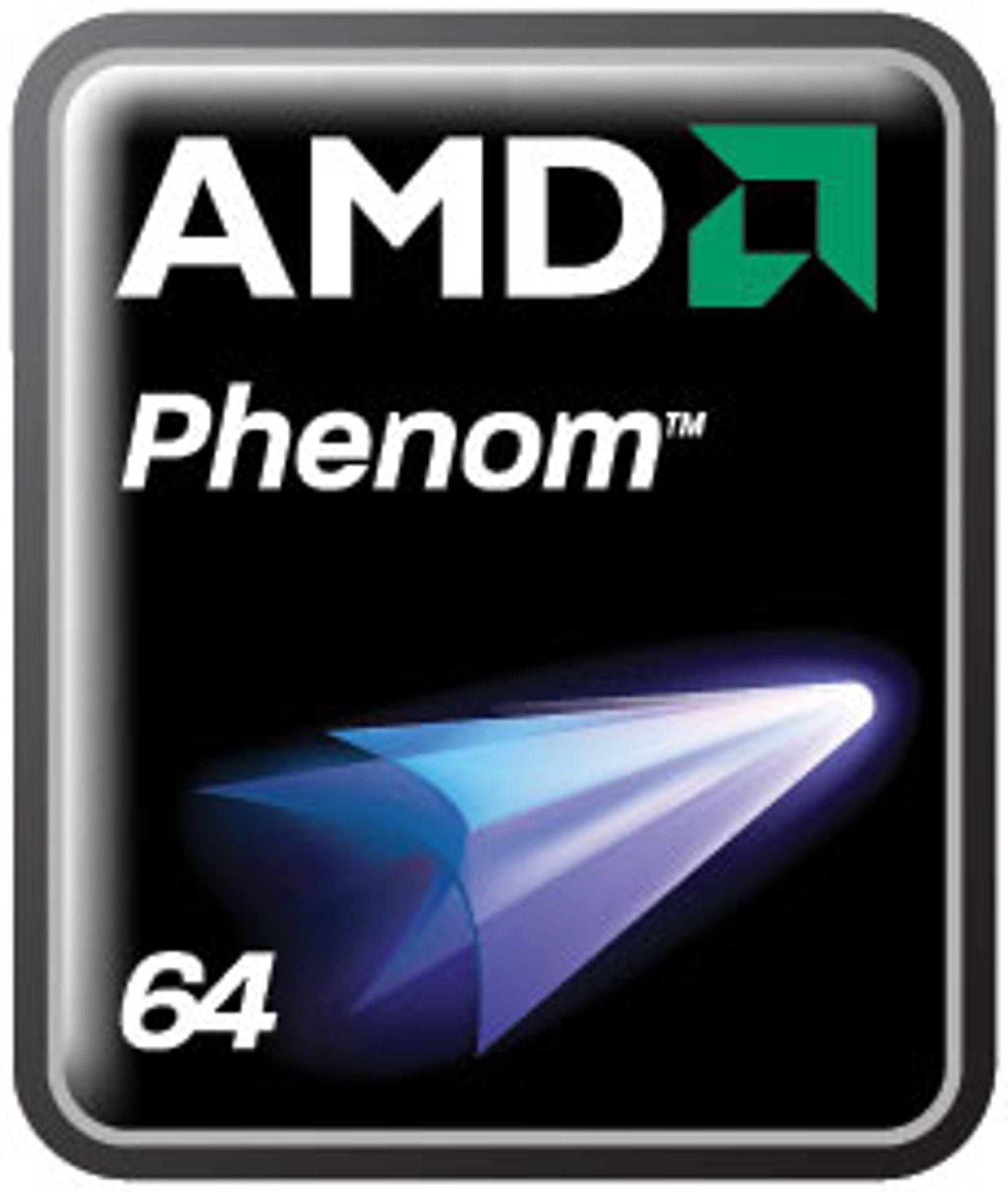 Phenom også som trippelkjerne?