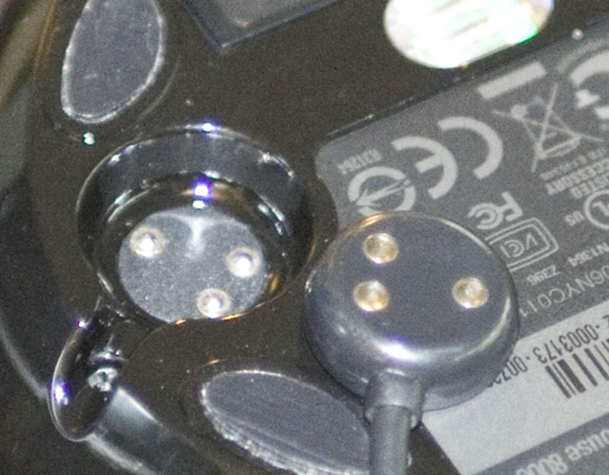 <em>Magnetfeste på Mobile Memory Mouse 8000</em>