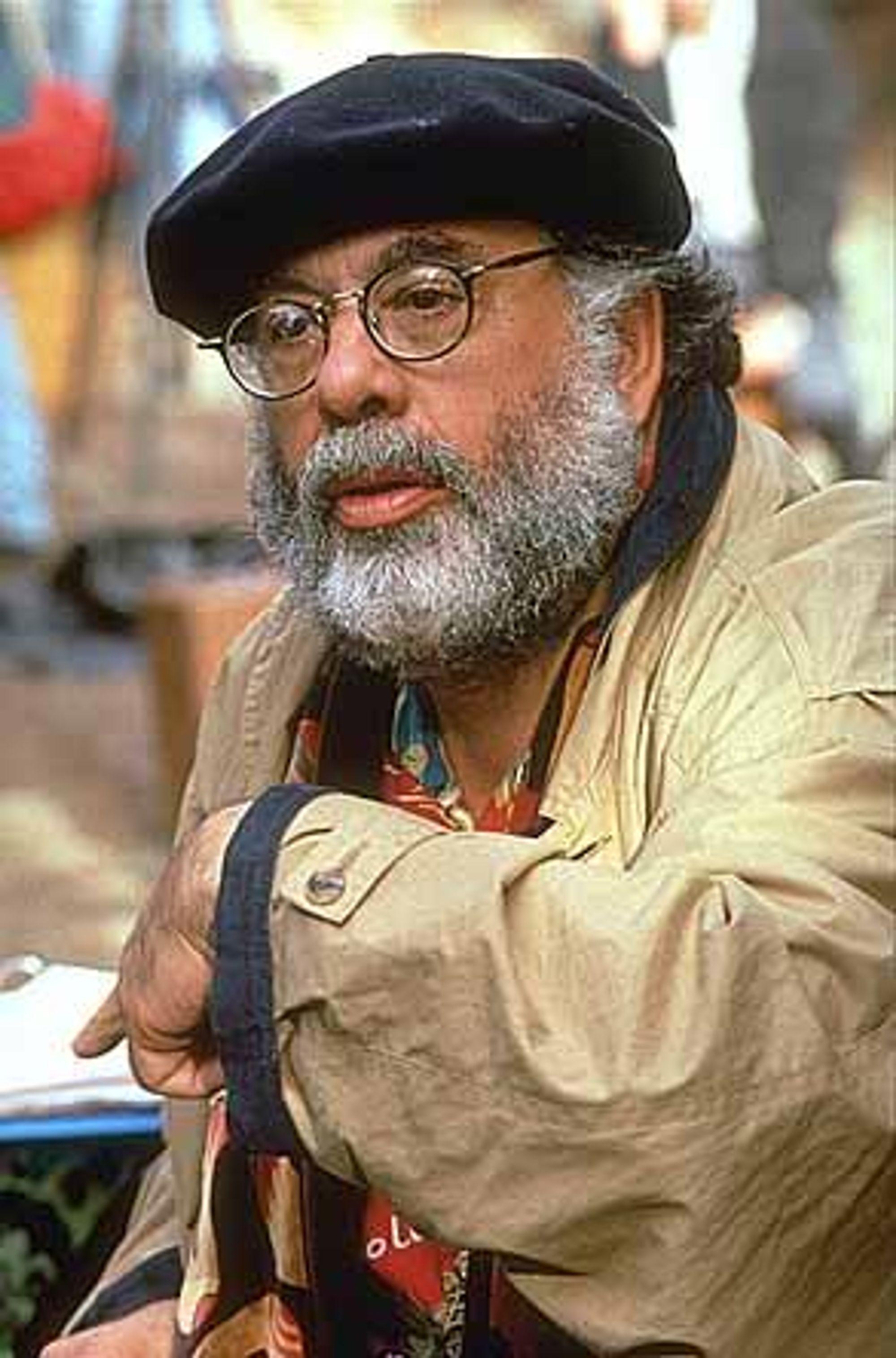 Regissør Coppola ble frastjålet flere års arbeid.