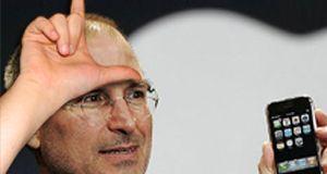- Steve Jobs lurte meg