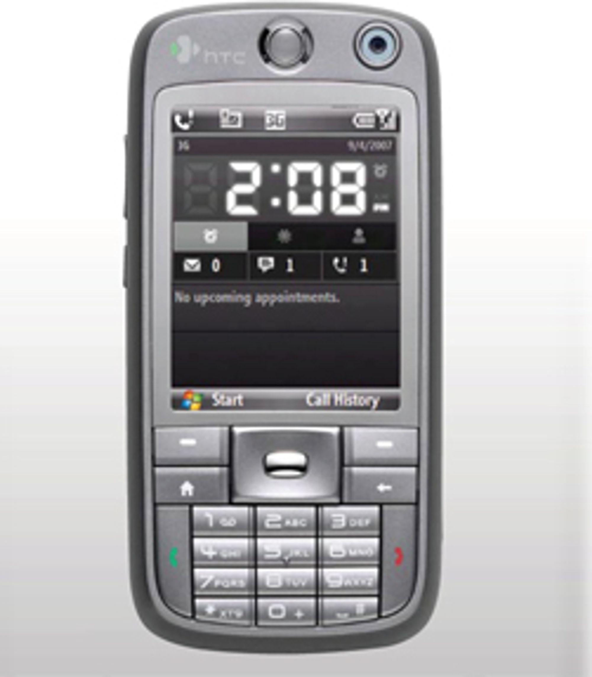 S730 har et tastatur under overflaten.