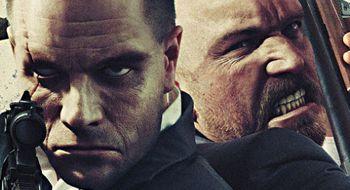 Politi og røver i Kane & Lynch