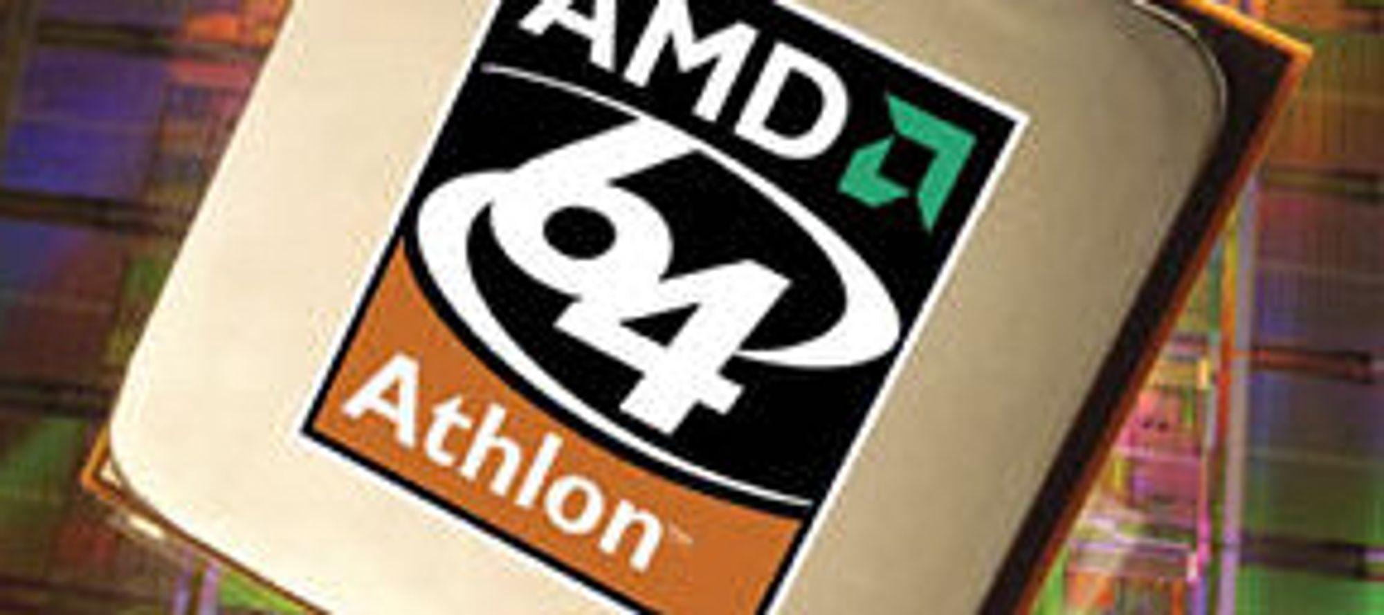 Stadig færre enkelkjerneprosessorer hos AMD