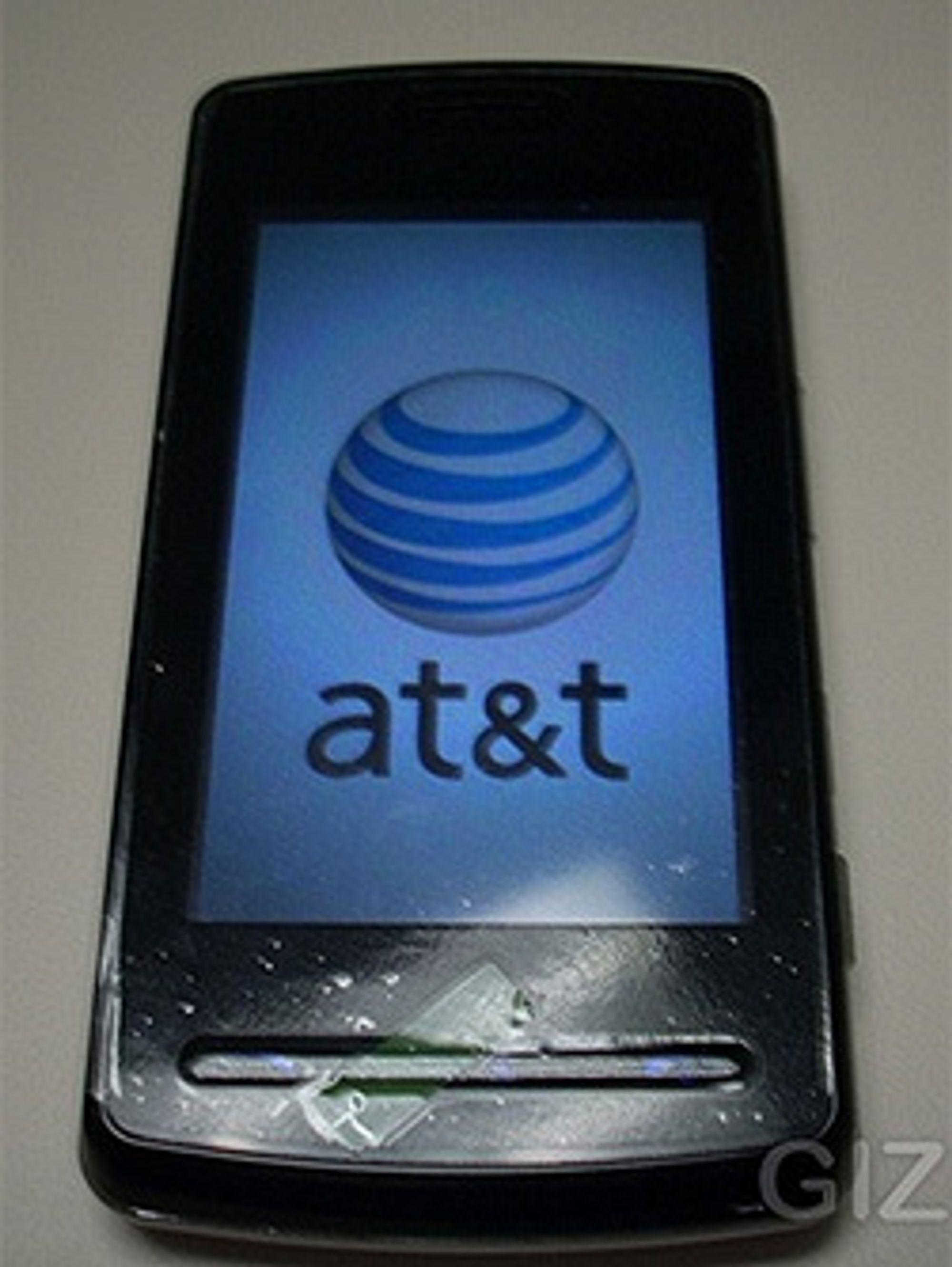 LGs nye Prada-telefon? (Foto: Gizmodo)