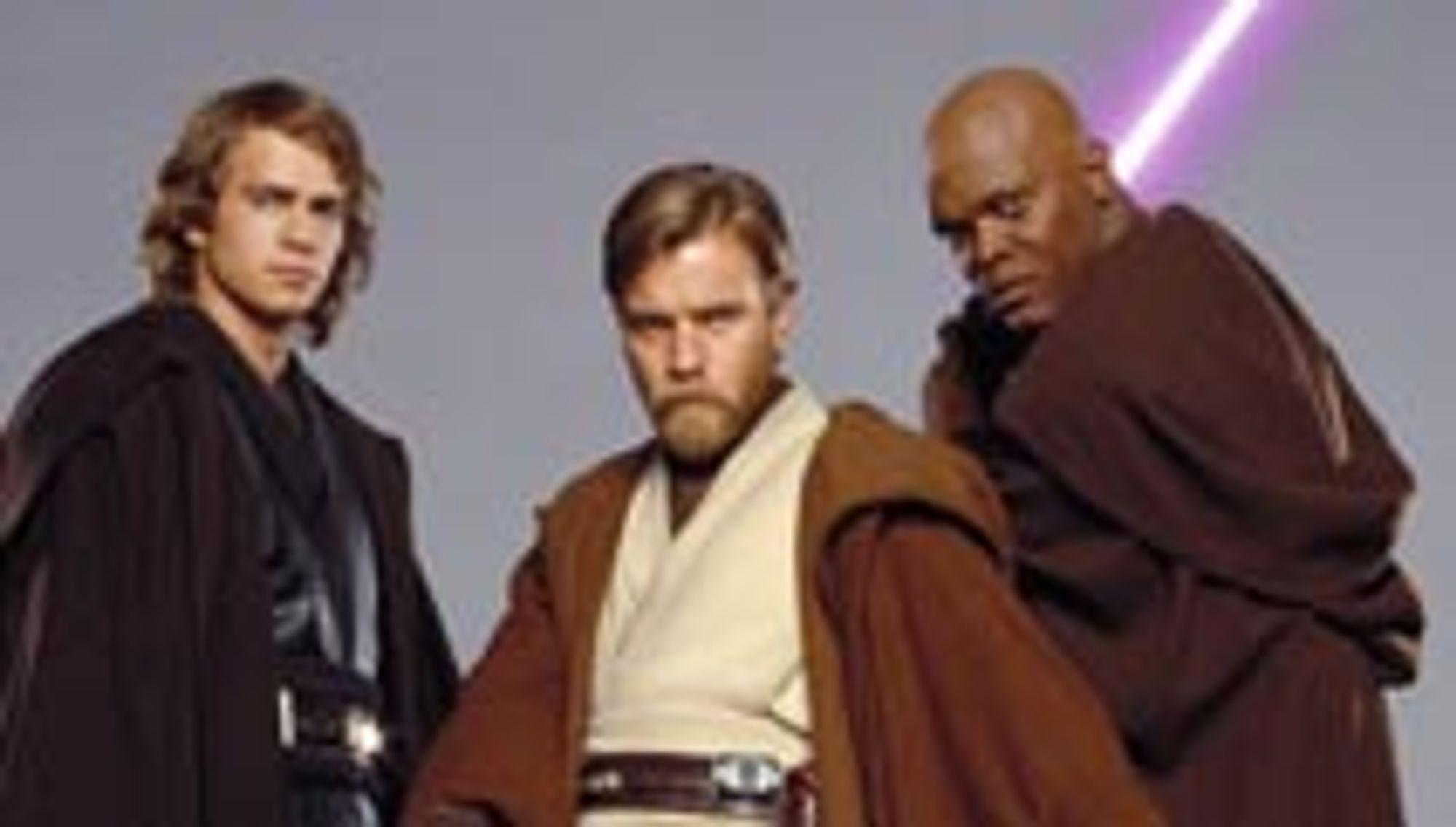 Lyst til å skrive Star Wars?