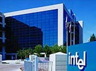 Intels hovedkontor i Santa Clara, California