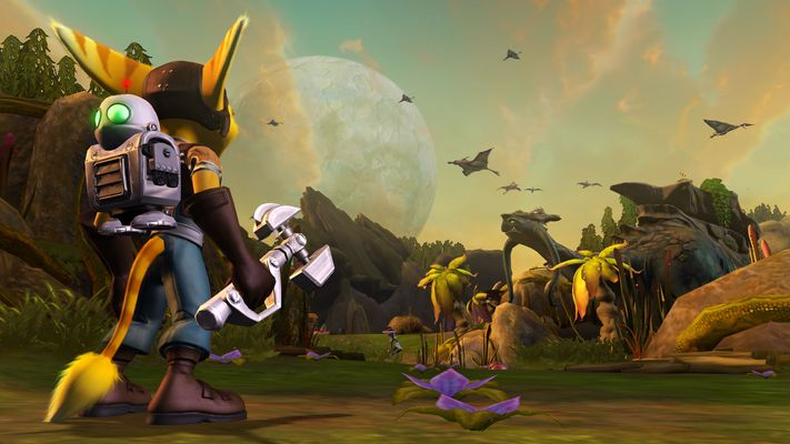 Ratchet & Clank Future: Tools of Destruction