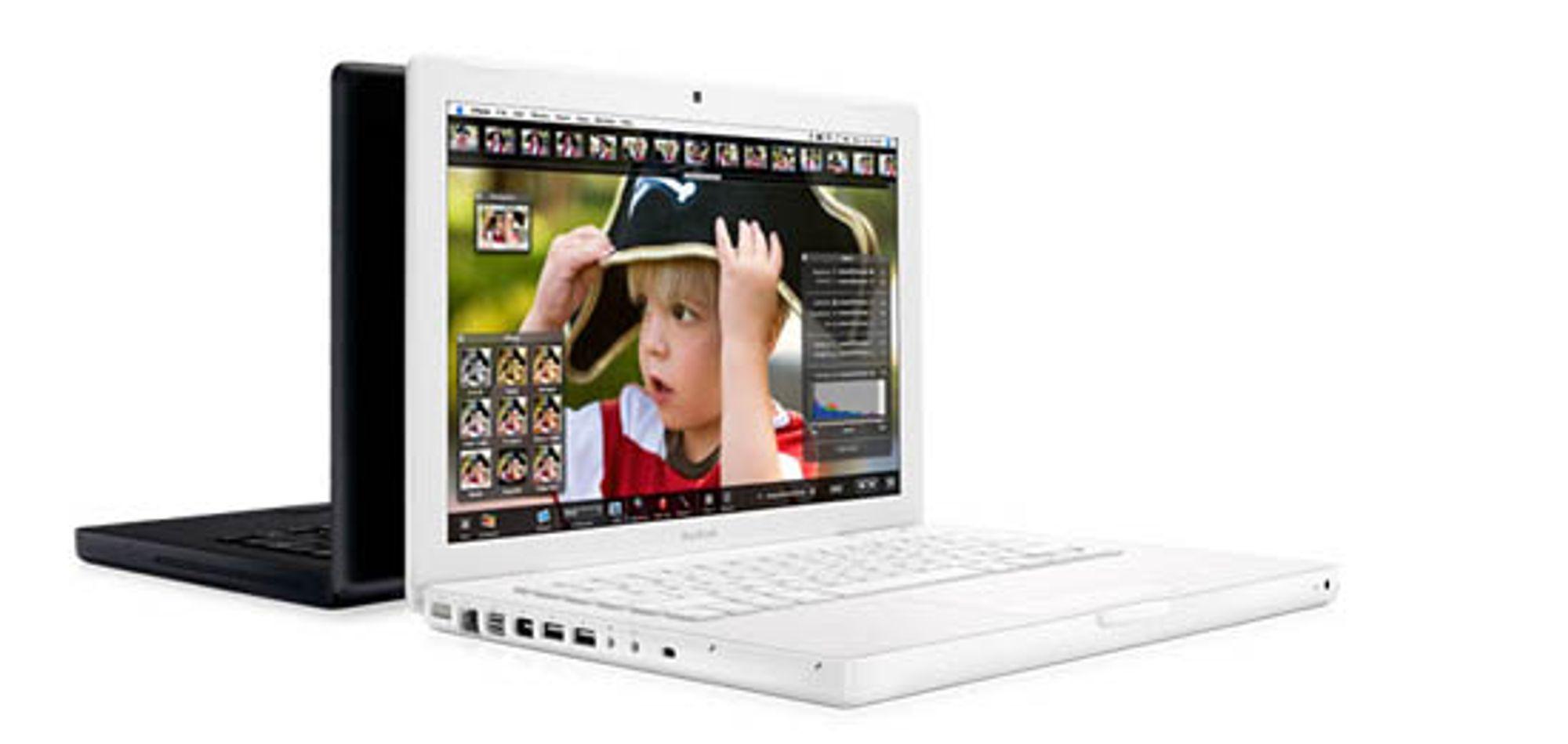 Apples MacBook skal ha mye av æren for gode tall mandag kveld.