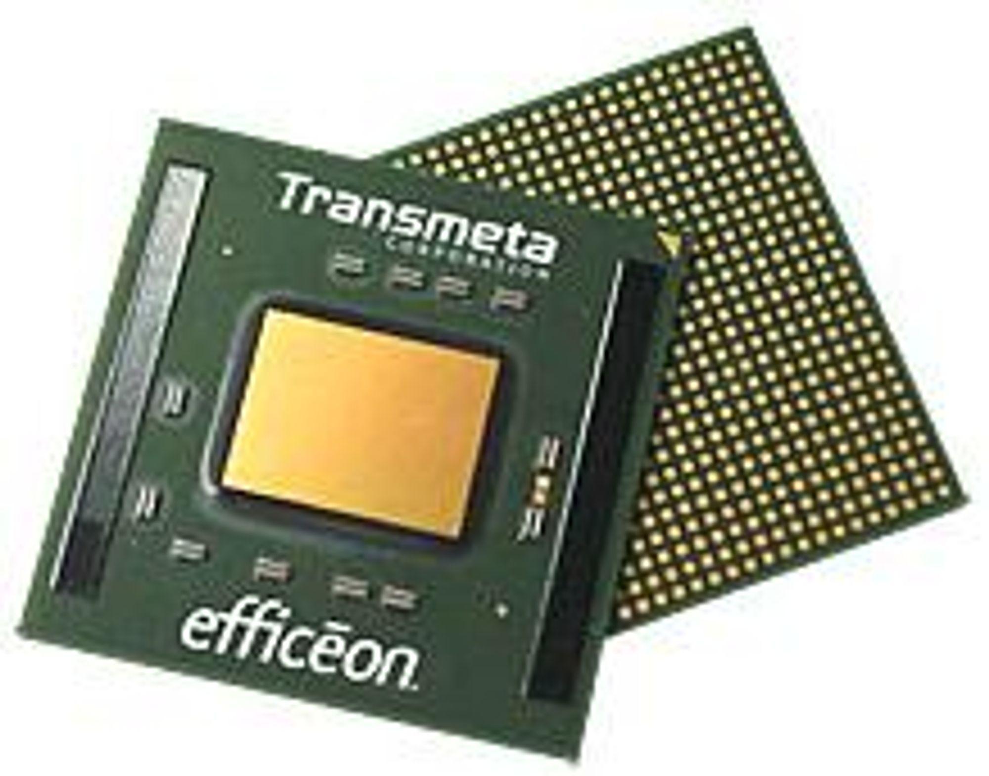Transmetas Efficeon-arkitektur