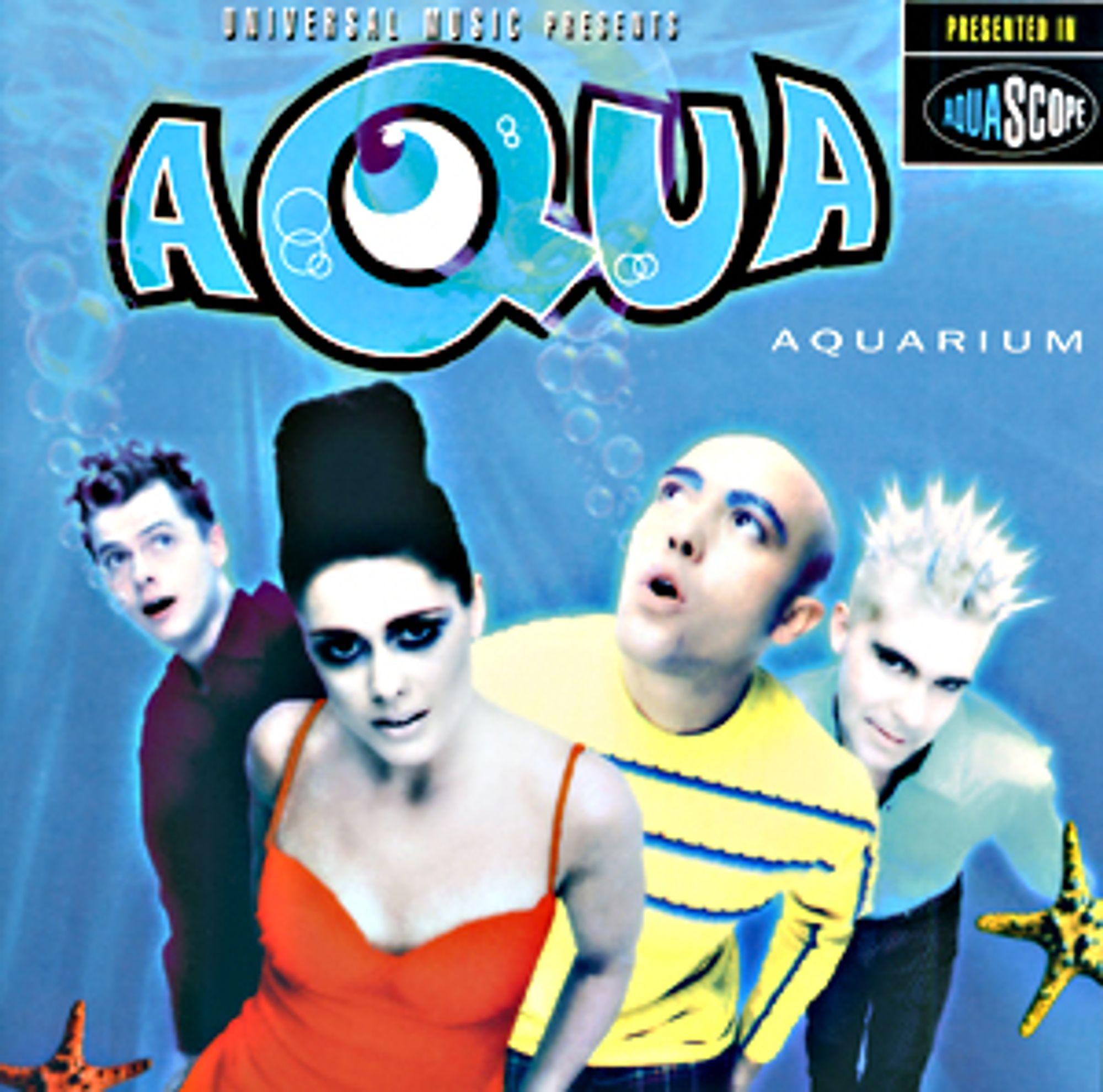 Aqua vil ikke love at de kommer med ny plate, selv om de planlegger å spille konserter sammen neste sommer.