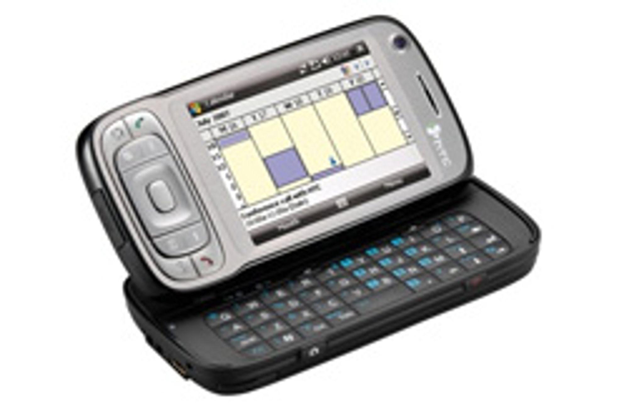 HTCs TyTn II lar deg surfe kjapt på nett.