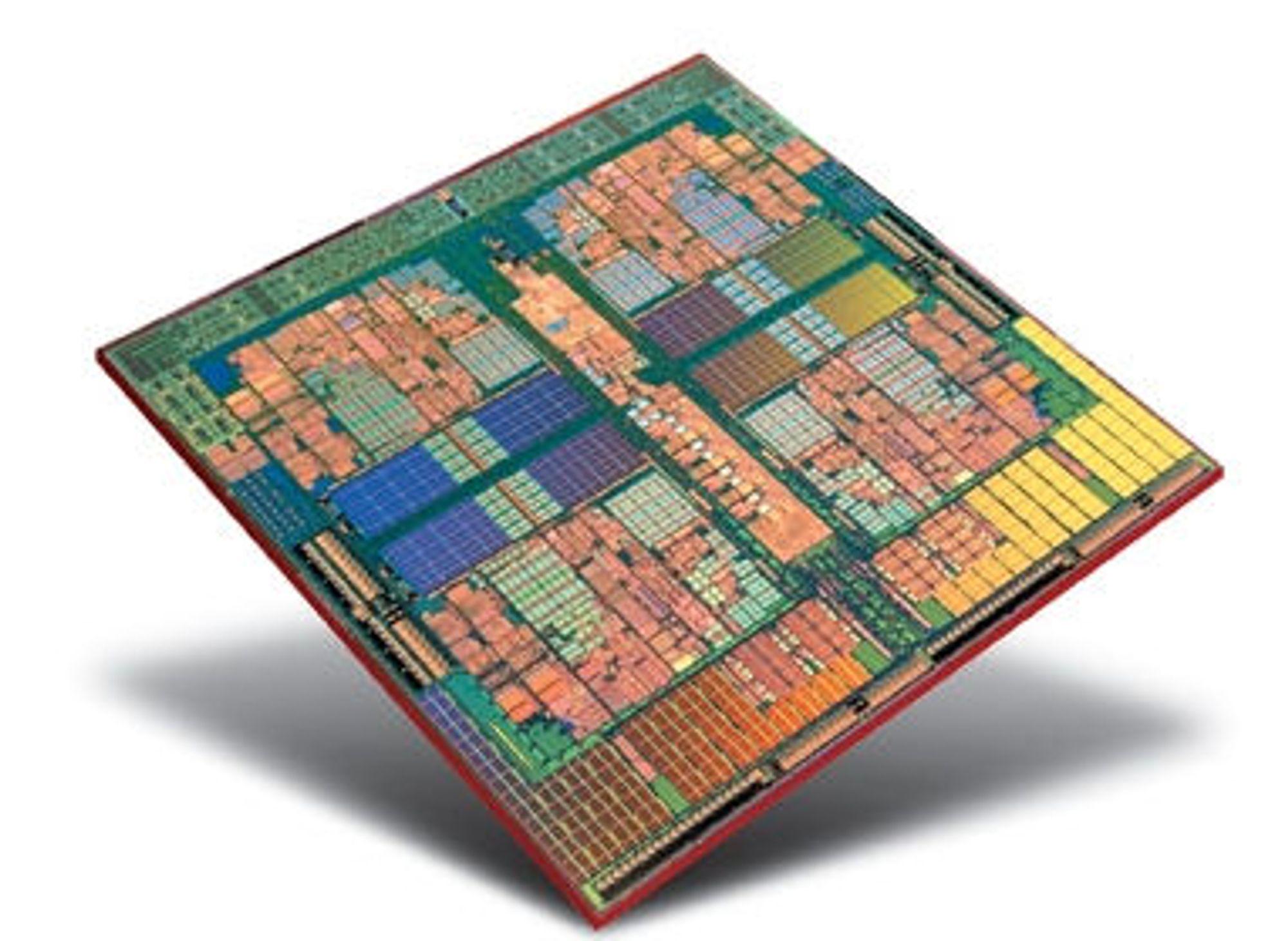 AMDs desktop-firekjerne blir rimelig?