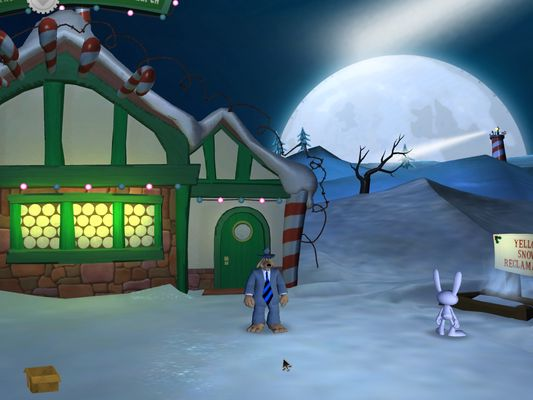 Sam & Max: Ice Station Santa