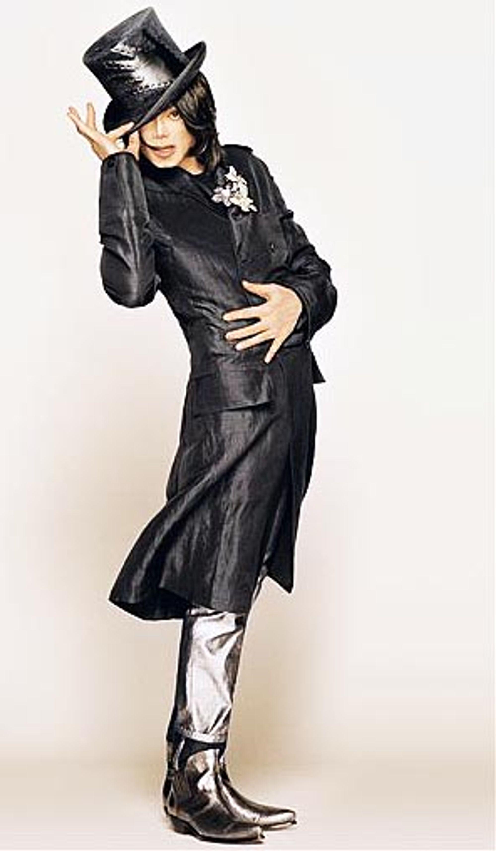 Michael Jackson beholder drømmegården sin, komplett med dyrehage og fornøyelsespark.