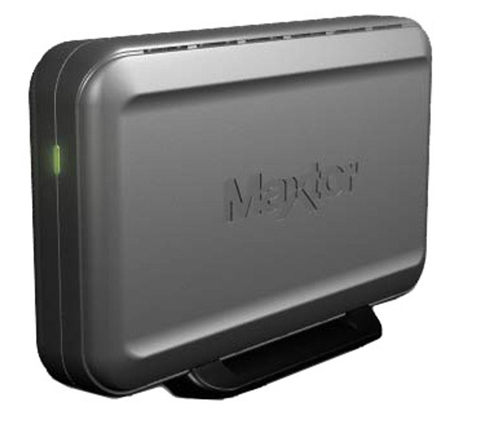 <em>Et produkt fra Personal Storage 3200-serien</em>