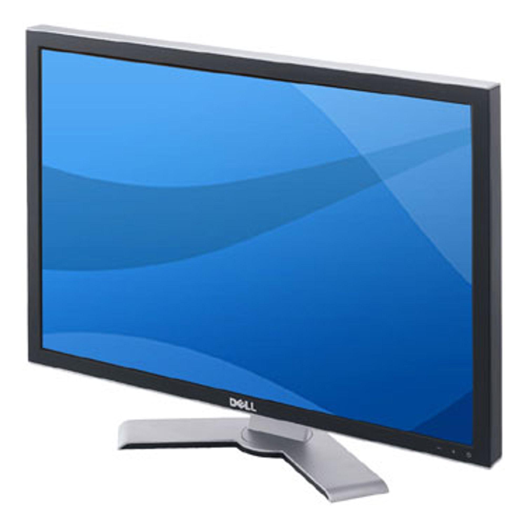 <em>Illustrasjonsbilde: Dell 3007WFP-HC</em>
