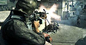 Anmeldelse: Call of Duty 4: Modern Warfare