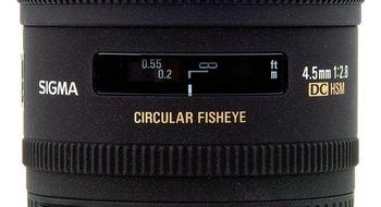Nye fisheye-objektiver fra Sigma