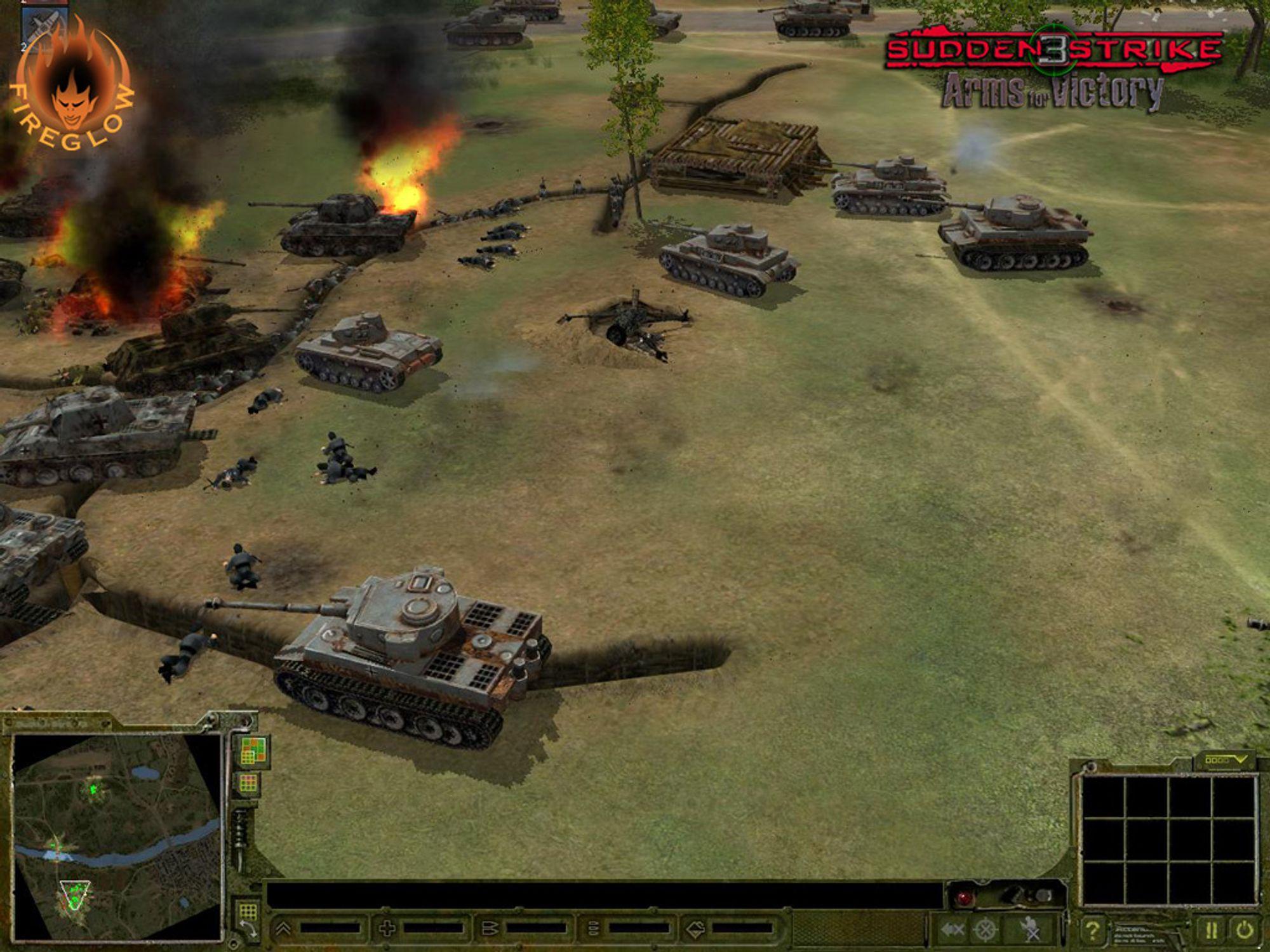 Sudden Strike 3: Arms for Victory Archiv - Screenshots - Bild 26.