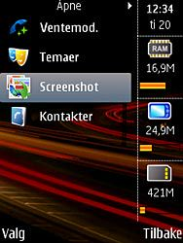 Vil du ha en mer funksjonell oppgavebehandler kan du laste ned Handy Taskman.