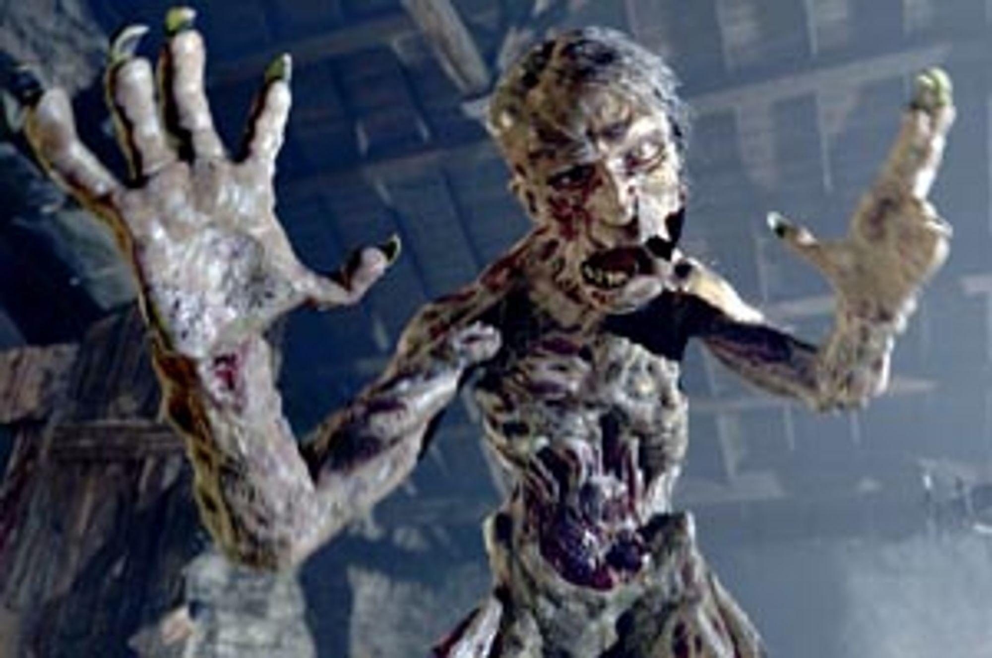 Grendel, det onde fiske-zombie-menneske-dyre-monsteret i all sin prakt.