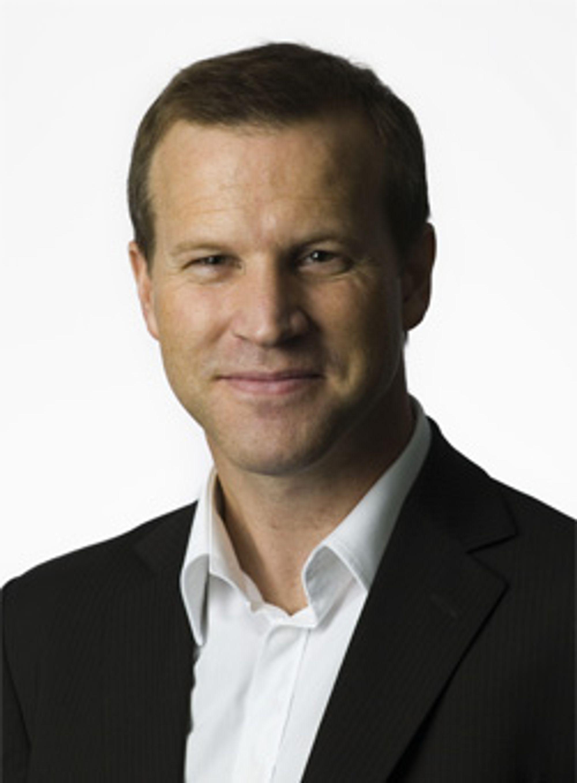 Telenors Anders Krokan mener Kort & Kontant er billig for de rette kundene. (Foto: Telenor)
