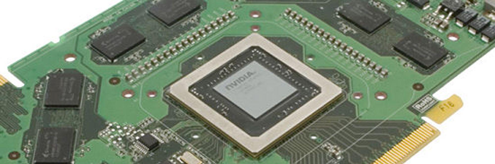 G92: Skal også brukes i den nye GeForce 8800 GTS