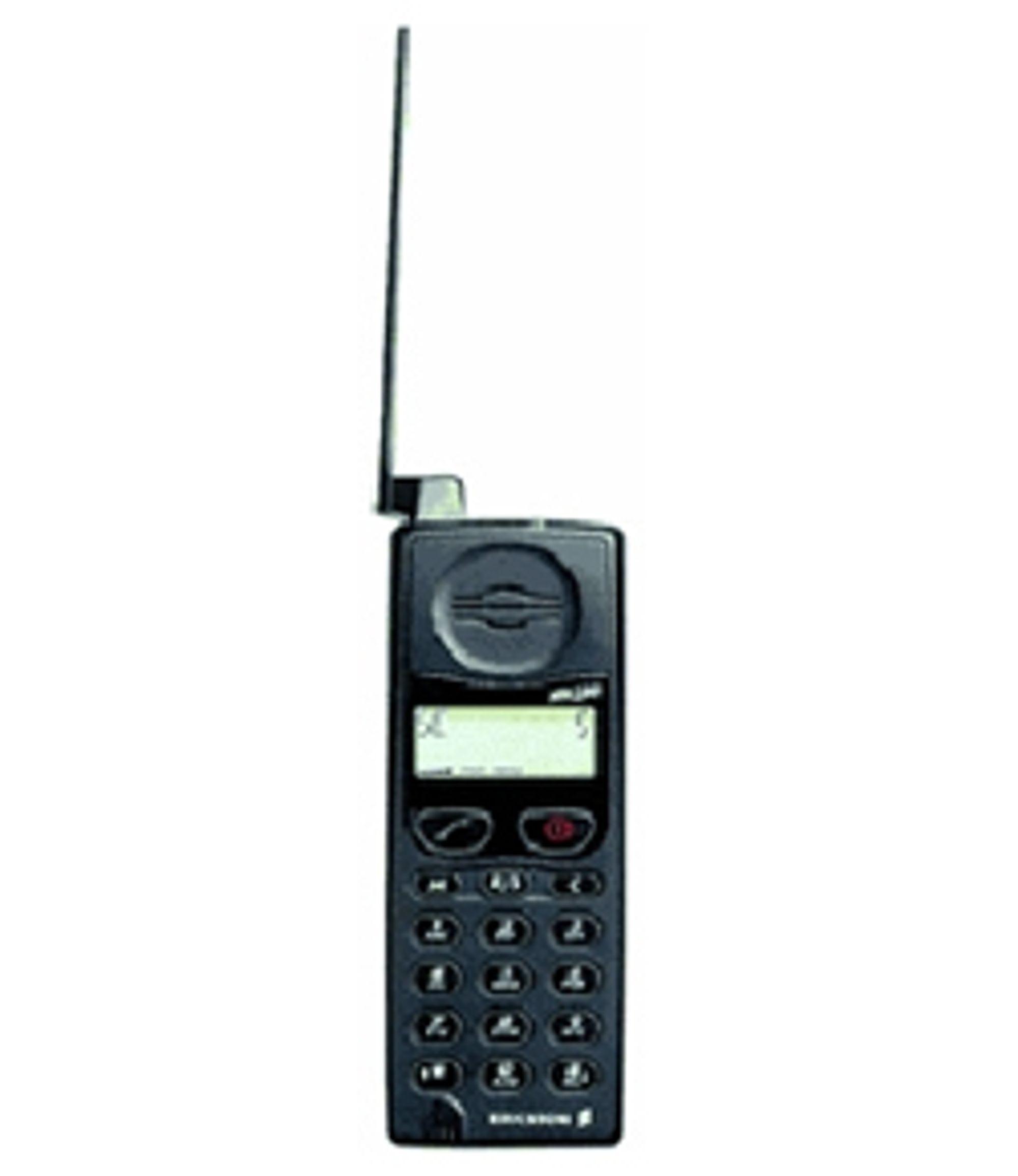 Telefonen som sikret Telenor mot Y2K-krisen.
