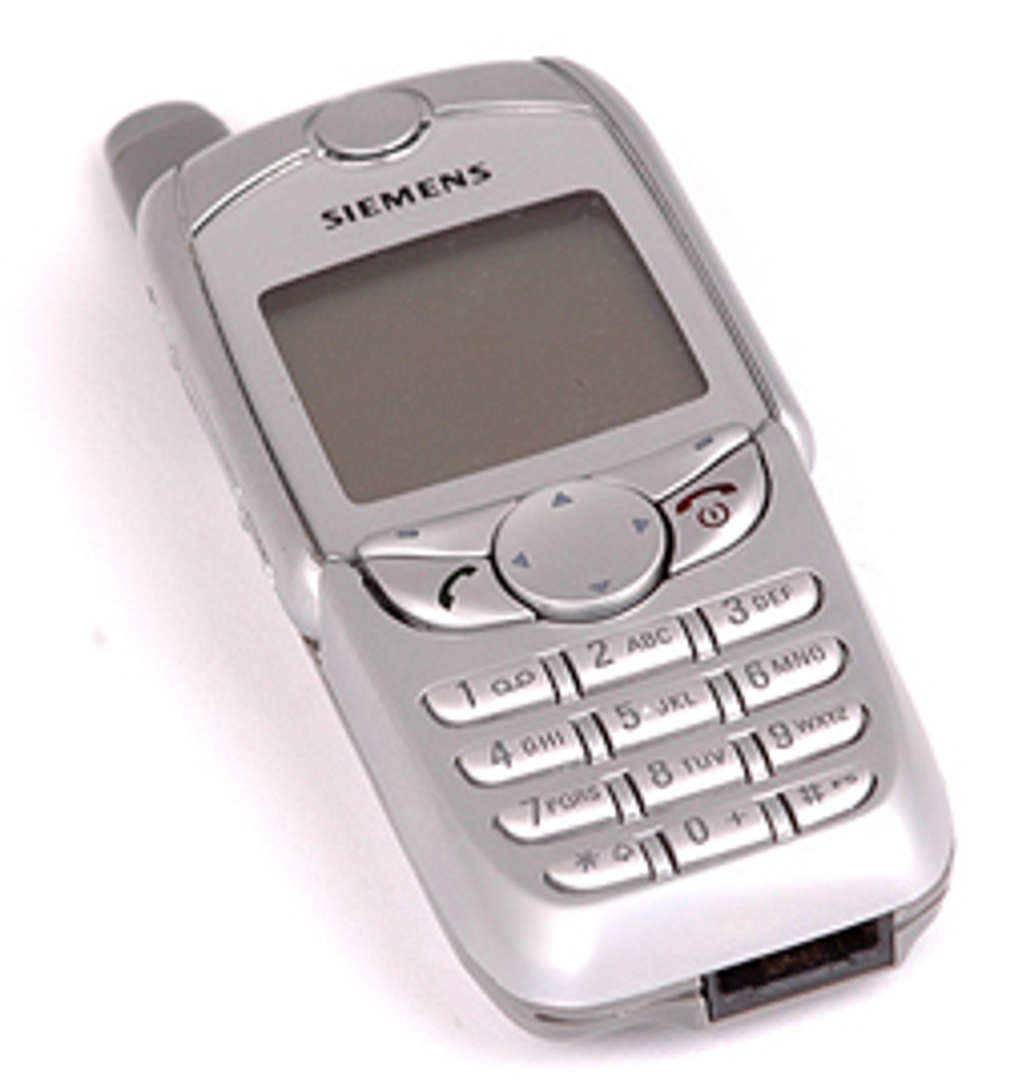 Denne telefonen var, i objektivitetens navn, helt fantastisk.