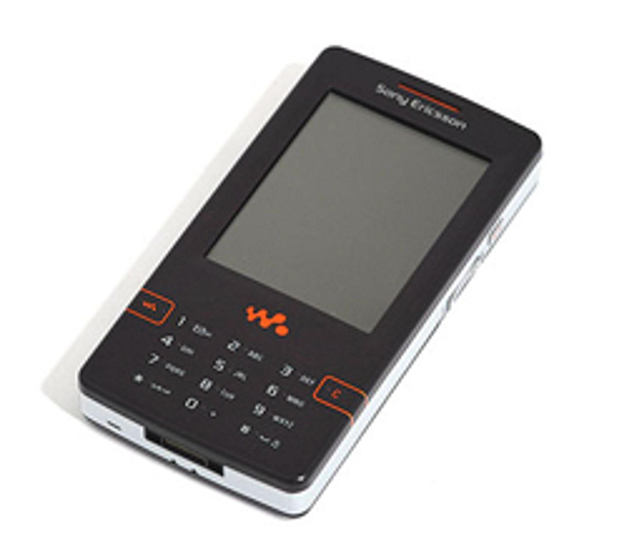 Med unntak av at lyden var skral, var dette en fantastisk telefon.