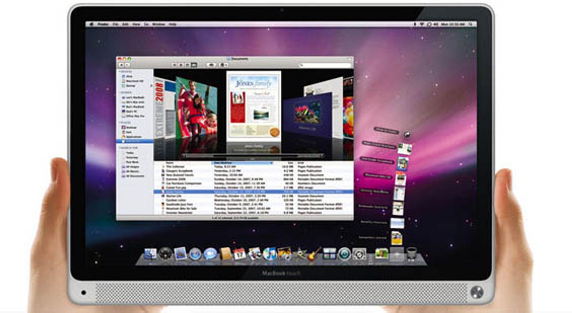 En mulig nyhet på Macworld Expo?
