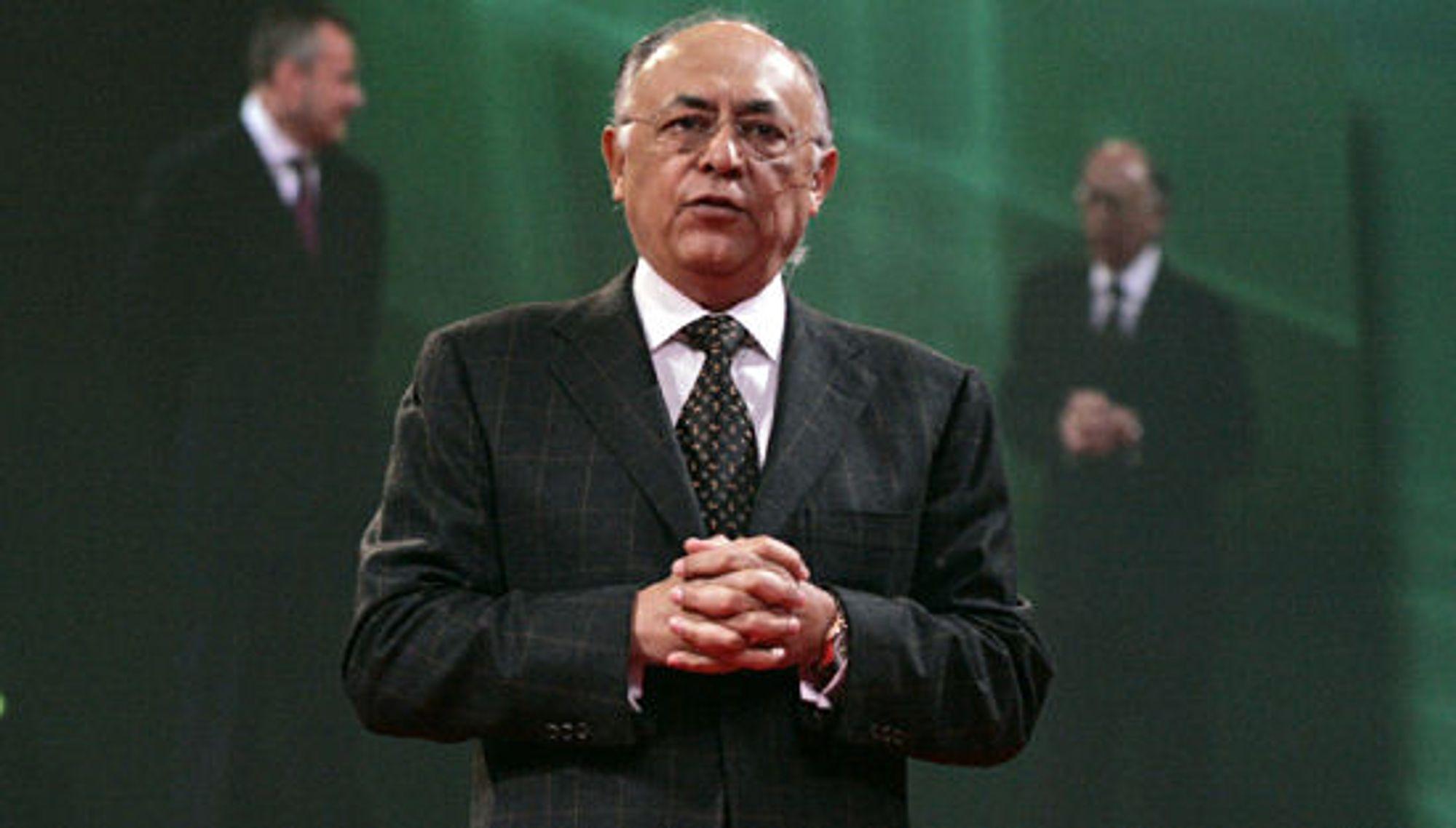 AMDs CEO Hector Ruiz
