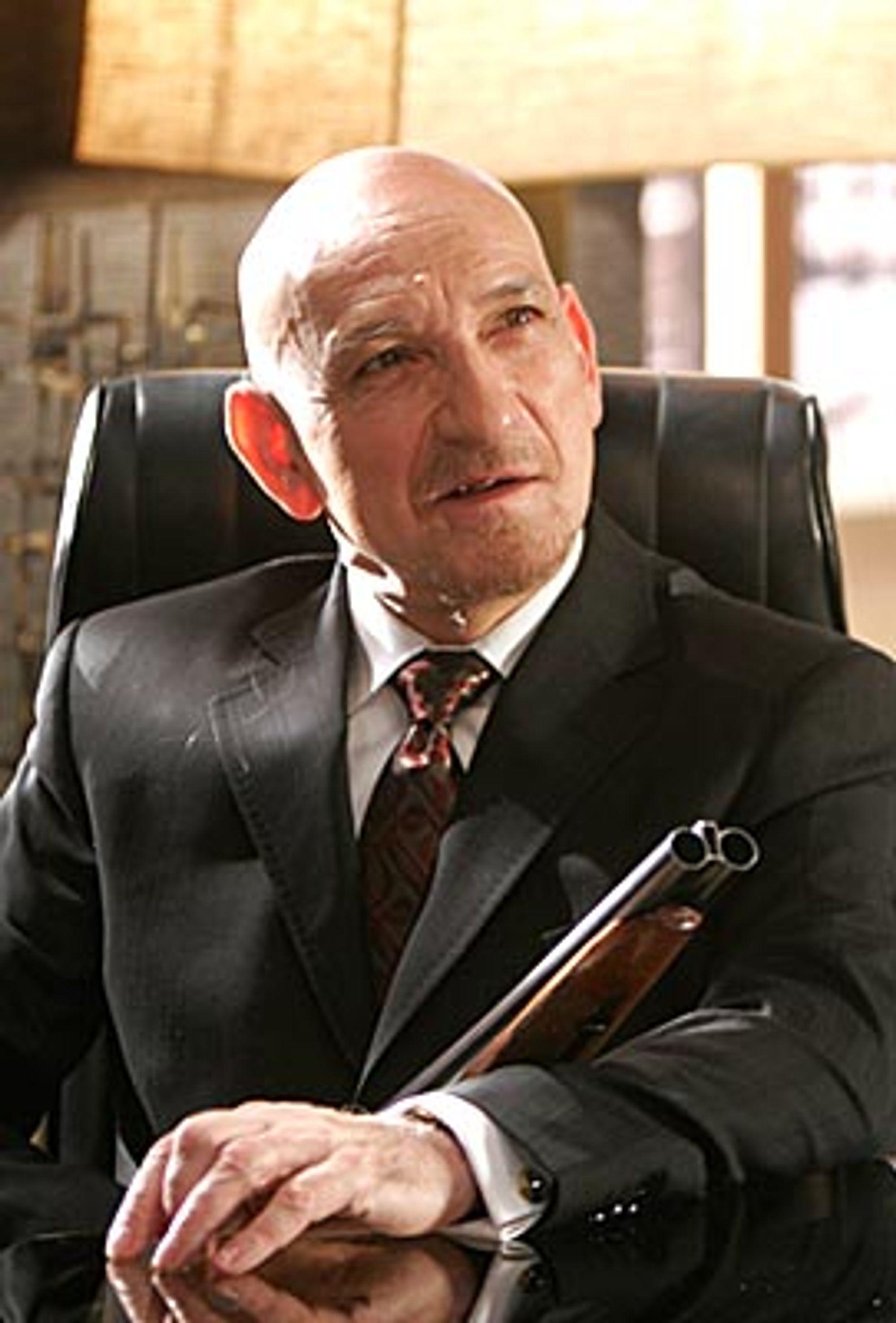 Sir Ben Kingsley skal være med i Martin Scorseses nye film.