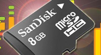 Få 8 GB minne i mobilen din