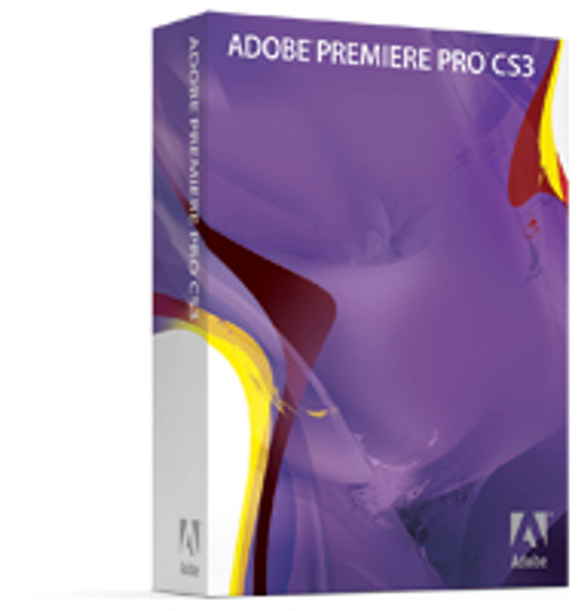 Premiere Pro CS3 - For videoentusiasten