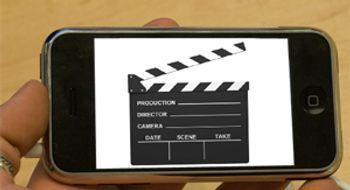 Iphone får videoopptak