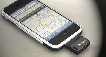 Nå får Iphone GPS